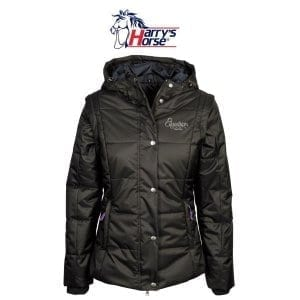 Harrys Horse Softshell Jas Chicago Dames Navy